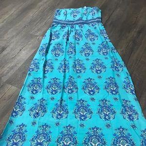 NWT Vineyard Vines maxi dress